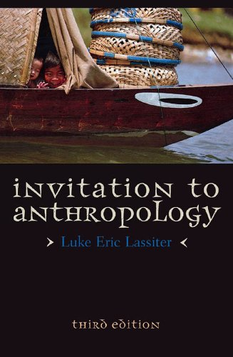 Download Invitation to Anthropology Pdf