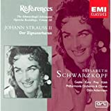 J. Strauss: Der Zigeunerbaron (The Gypsy Baron) / Schwarzkopf · Gedda · Kunz · Prey · Koth · PO · Ackermann