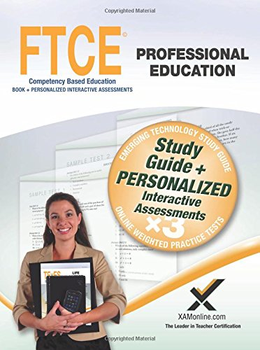 FTCE Professional Education Book and Online