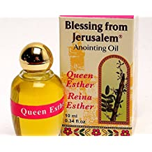 (Queen Esther) Biblically Inspired Jerusalem Anointing oil - 10 ml.