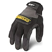 Ironclad Heavy Utility Gloves HUG-03-M, Medium