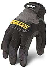 High-tech synthetic materials offer increased protection without losing dexterity. Ironclad gloves mold to your hands and won't ever lose their shape, even after washing. Breathable and durable, Ironclad gloves come in task-specific models to...