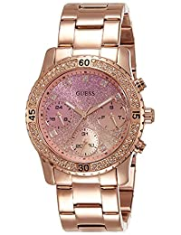 Guess Women's U0774L3 Rose Gold Stainless-Steel Quartz Watch