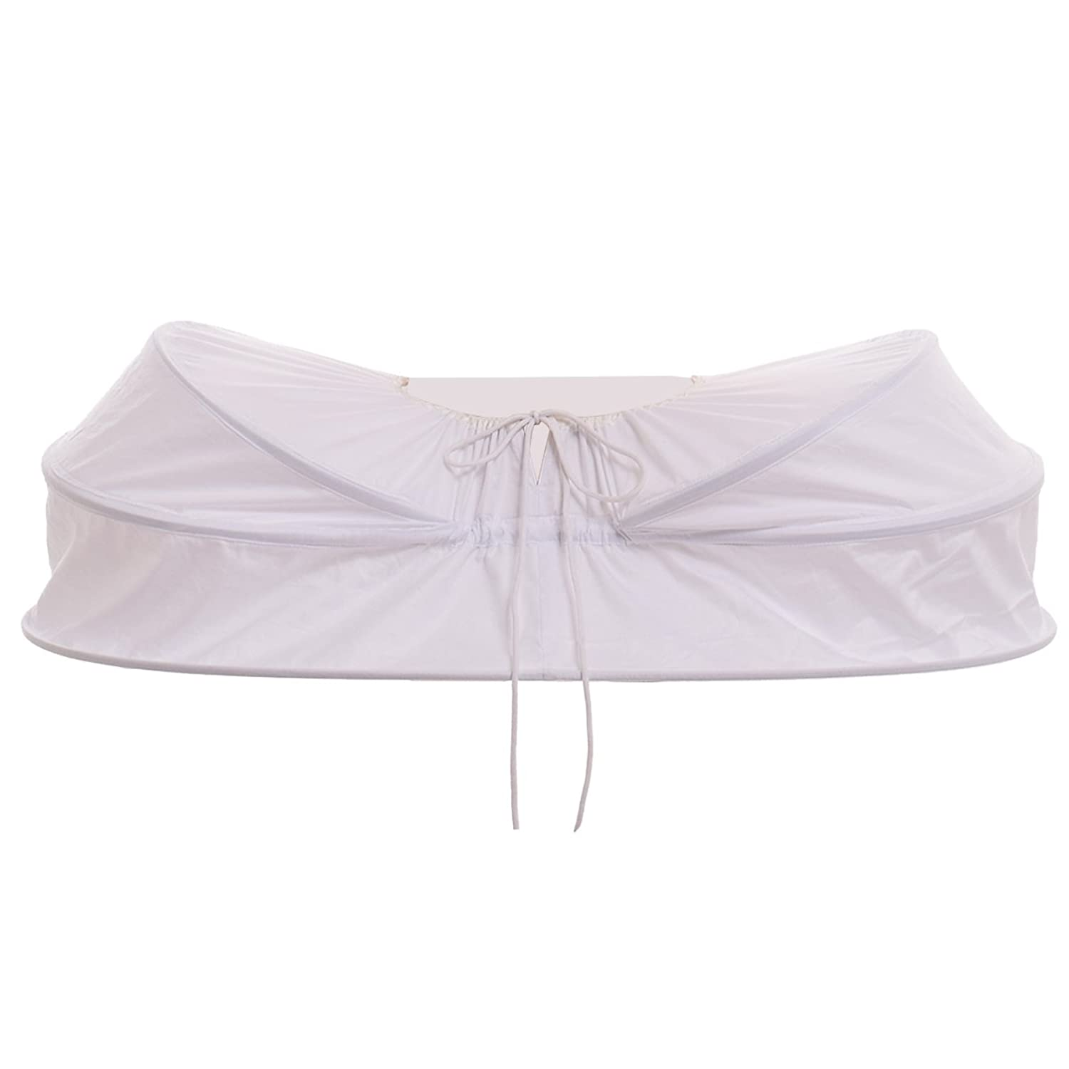 Replicated French Rococo Marie Antoinette Elizabethan Pannier Undergarment - DeluxeAdultCostumes.com