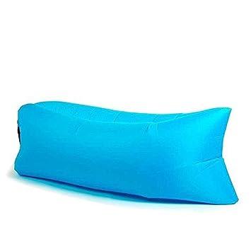 lerju alta calidad Fácil de inflar aire tumbona. Air colchones, camas, tumbona inflable