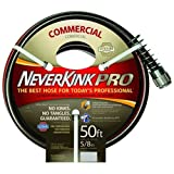 NeverKink 8844-50 Series 4000 Commercial Duty Pro Garden Hose, 5/8-Inch by 50-Feet