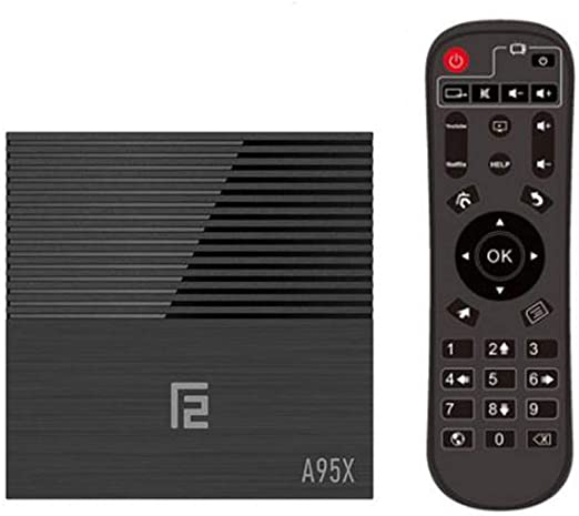 XW Android 9.0 TV Caja, Set-Top Box, 2.4 Y 5G Dual WiFi, Bluetooth 4.2 Voz De Control Remoto, 4Gb 64Gb Smart TV Box: Amazon.es: Hogar