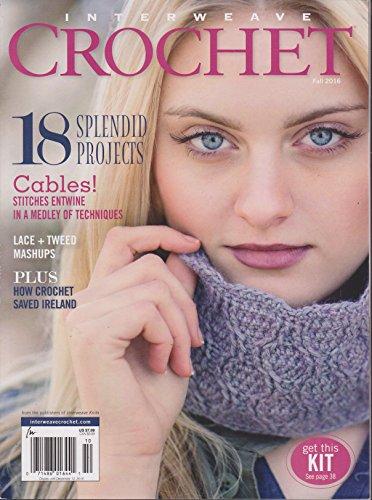 Interweave Crochet Magazine Fall 2016