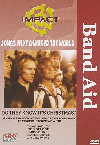 Impact! Songs That Changed The World: Band Aid - Do They Know It's Christmas? / Bob Geldof, Midge Ure, Smokey Robinson, John - Bob Geldof Aid Band