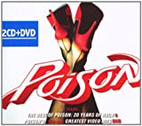 Poison [The Best of Poison, Poison'd!, Greatest Video Hits DVD] (2 CDs/1 DVD)