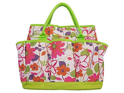 Rowe Outdoors Garden Tool Bag - Floral Garden Tool Bag Tote