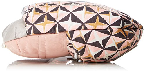 Oilily Whoopy Geometrical Shoulderbag Svz - Borse a spalla Donna, Rosa (Rose), 7x22x31 cm (B x H T)