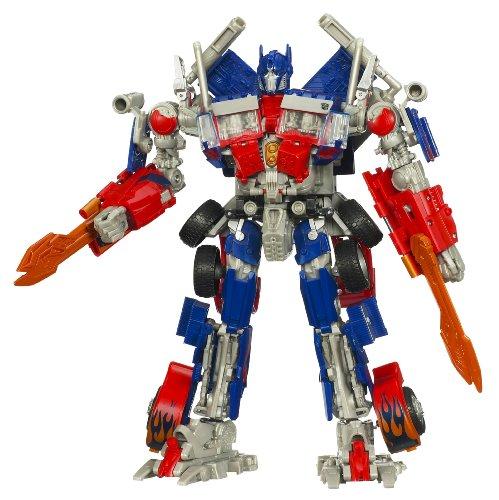 Optimus Prime Electronic (Transformers Movie 2 Leader: Optimus Prime)