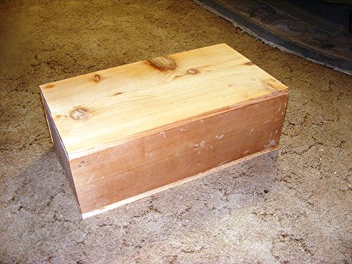 Pet-Coffin-Casket-for-Cats-or-Small-Dogs-18-x-10-x-625-Inches-U-Build-It-DIY-Kit