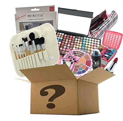 make up box with make up - 5