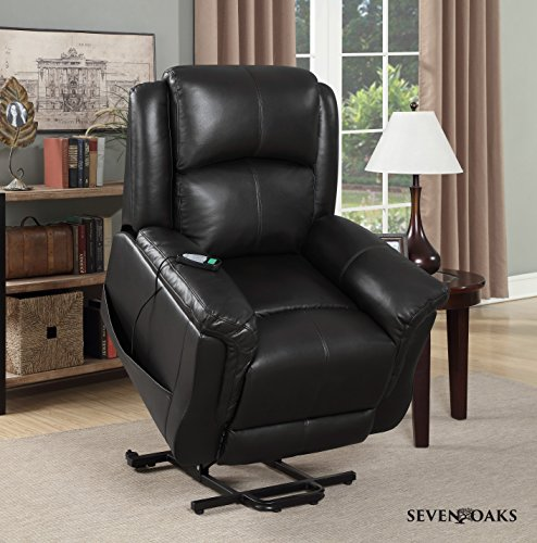 modern electric chair. seven oaks modern power lift recliner for seniors | electric chair the elderly with heated massage adjustable controls full range of motion