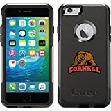 Coveroo Commuter Series Case for iPhone 6 Plus - Retail Packaging - Cornell University with Mascot