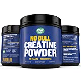 Raw Barrel's – Pure Creatine Monohydrate Powder – RESULTS OR YOUR MONEY BACK – 500g Unflavored and Micronized – with *FREE* digital guide Review