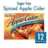 Alpine Spiced Apple Cider Sugar Free Instant Drink