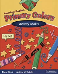 American English Primary Colors 1 Activity Book