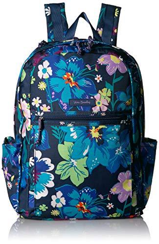- Vera Bradley Lighten Up Grand Backpack, Polyester, firefly Garden