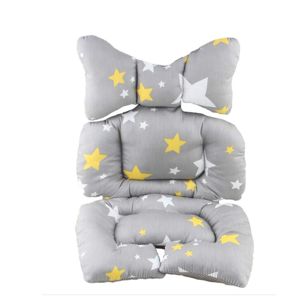 Baby Head Rest - Child Soft Head Neck Support Cushion Pillow - Kids Body Support Cushion for Pushchair, Baby Carrier, Cotton Cushion Pad Pillow Best Gift for Infant Giant Trees