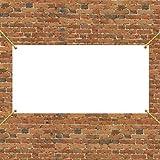 4' x 8' Vinyl Banner Blank - 10 oz. Vinyl