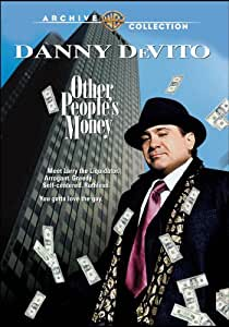 Other People's Money [USA] [DVD]