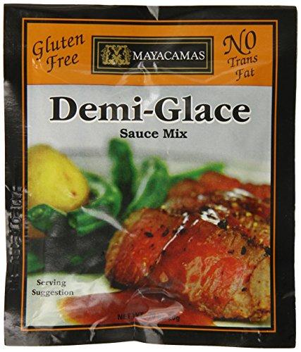 Mayacamas Demi-Glace Sauce Mix, 0.70 Ounce (Pack of 12) ()