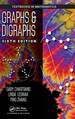 Graphs & Digraphs, Sixth Edition (Textbooks in Mathematics) - Evo Black Tree
