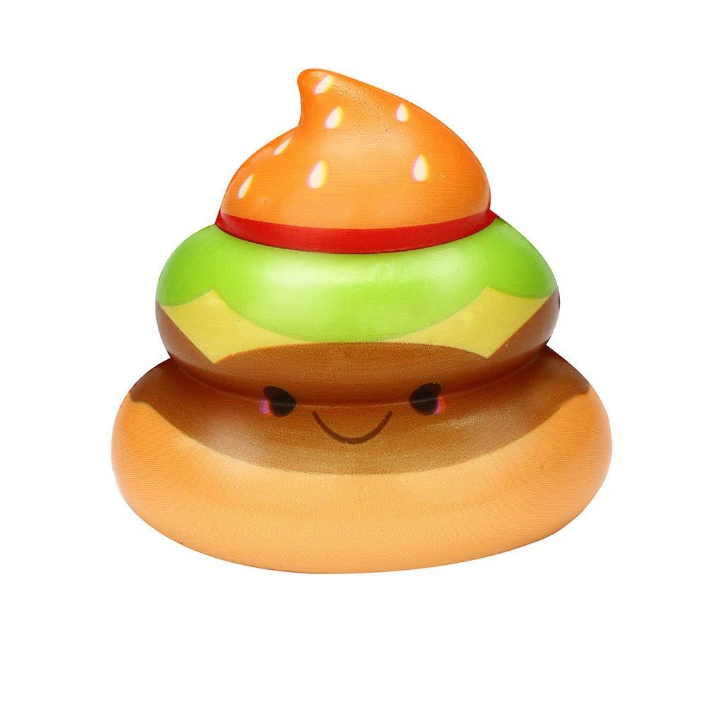 Squishy Pas Cher Kawai Squeeze Squishi Squeezie Squishie Jouet Slow Rising Soft Toy Parfumé Anti Stress Jumbo Ball Cadeau pour Les Enfants Adultes Chic Cadeau De Noel K354 Kangrunmys