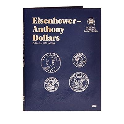 1 - Eisenhower & S. B. Anthony Dollar (Whitman Folder) - - -: Toys & Games