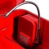 Goplus 20 Gallon Automotive Parts Washer Cleaner