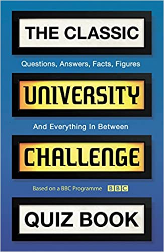 the university challenge quiz book tribe steve