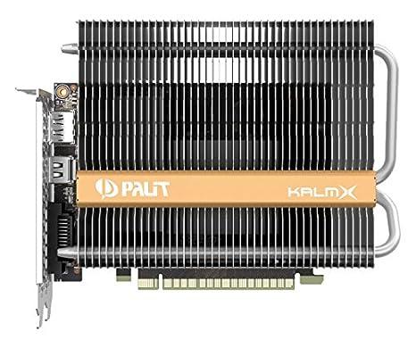 Palit NE5105T018G1-1070H GeForce GTX 1050 Ti 4GB GDDR5 - Tarjeta ...