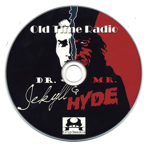 Dr. Jekyll and Mr. Hyde - Old Time Radio (OTR) Horror (Audiobooks) mp3 CD (Complete 58 Episodes)