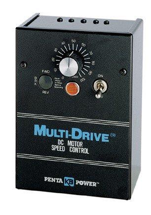 KB Electronics KBMD-240D (9370D) Multi-Drive Variable Speed DC Motor Control, NEMA-1 by KB Electronics