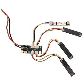 Panel de Lš¢mpara RC LED, Modo de Color Claro Control Programable ...