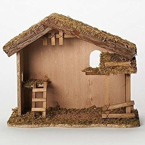 Nativity Stable For Sale Only 4 Left At 70