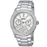 ESPRIT Women's ES103822008 Peony Multifunction Watch