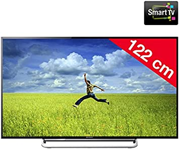 SONY BRAVIA KDL-48W605B - Televisor LED Smart TV: Amazon.es: Electrónica