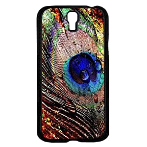 Peacock Feather Hard Snap On Case (Galaxy S4 IV)