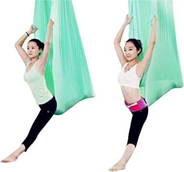 XGYUII Yoga Swing/Hamaca/Trapeze/Sling Kit Los Ejercicios de ...
