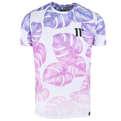 1379 Tropiques 11 Se Fanent Pur shirt Void t Pourpres Degrees wxC5CqPZ
