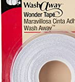 Dritz Wash Away Wonder tape, 1/4-Inch by