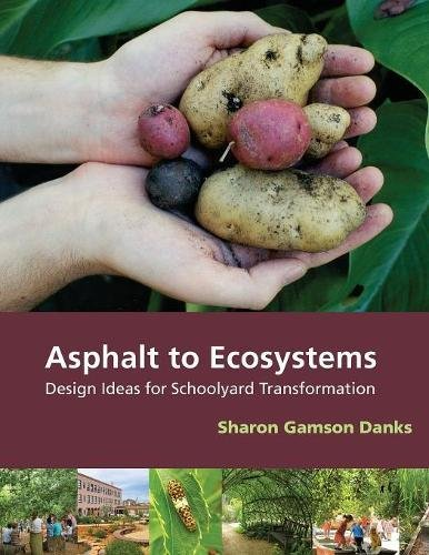 Asphalt to Ecosystems: Design Ideas for Schoolyard Transformation
