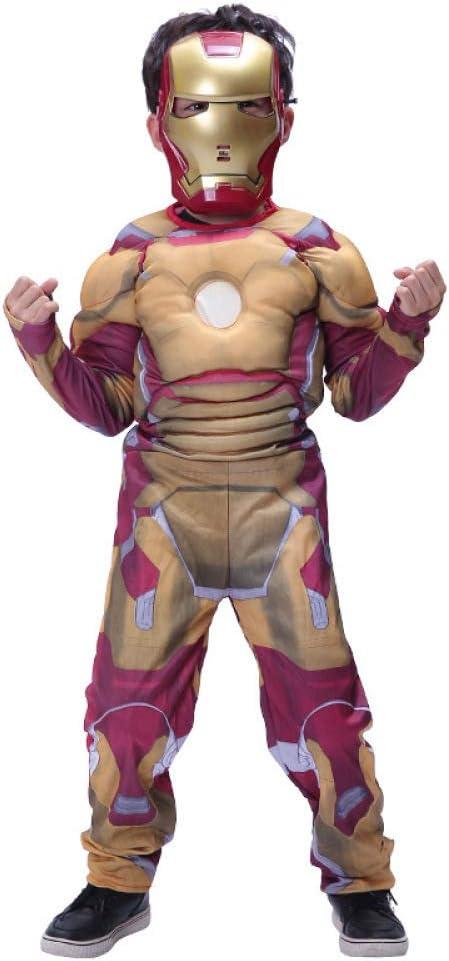 ZHANGQI Cosplay Capitán América Disfraz De Rendimiento para Niños ...