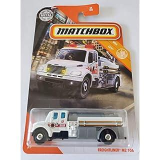 Matchbox 2020 MBX City Freightliner M2 106, White 34/100