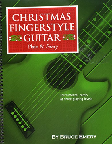 Guitar Fingerstyle Christmas - Christmas Fingerstyle Guitar - Plain and Fancy