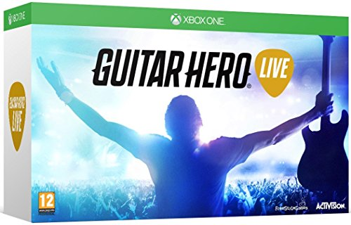 Guitar Hero Live with Guitar Controller (Xbox